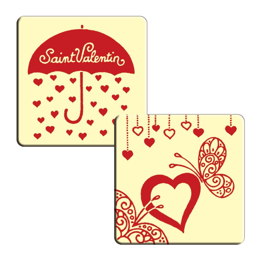 D cor carr joyeuse st valentin d cors cr ations - Decor saint valentin ...