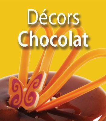 Décors chocolat