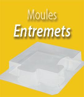 Moules Entremets