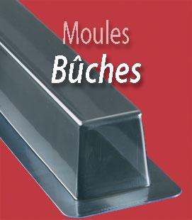 Moules Bûches