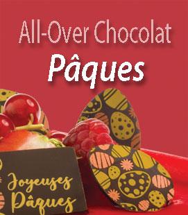 Transferts Chocolat Pâques